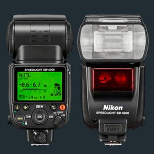 >Flash Nikon SB-5000 AF ITTL