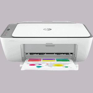 Impressora Multifuncional HP 2776 WIFI