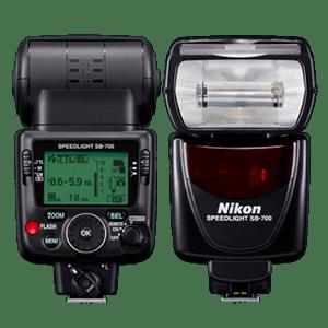 Flash Nikon SB-700 AF ITTL
