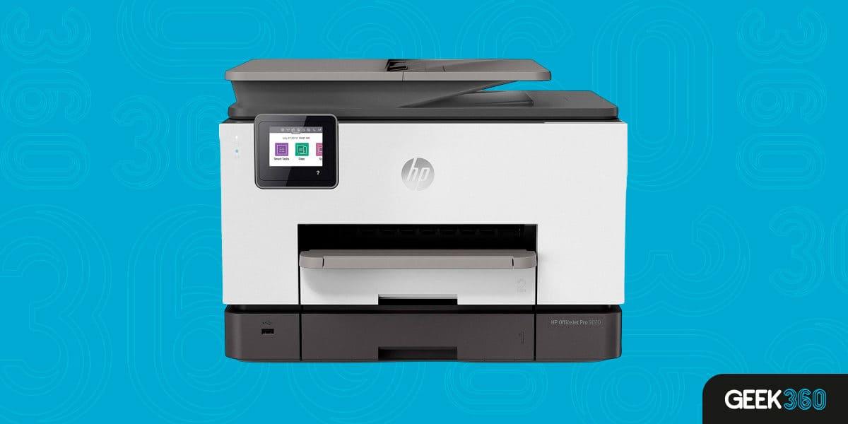 Melhor Impressora HP Multifuncional Jato de Tinta