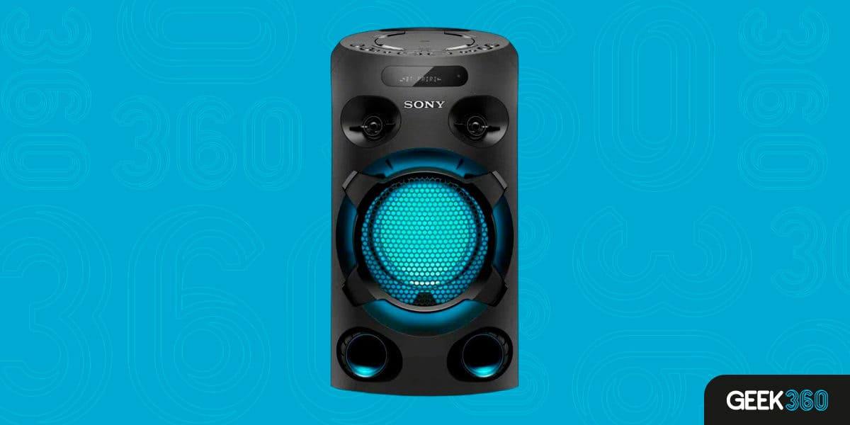 Melhor Mini System Sony