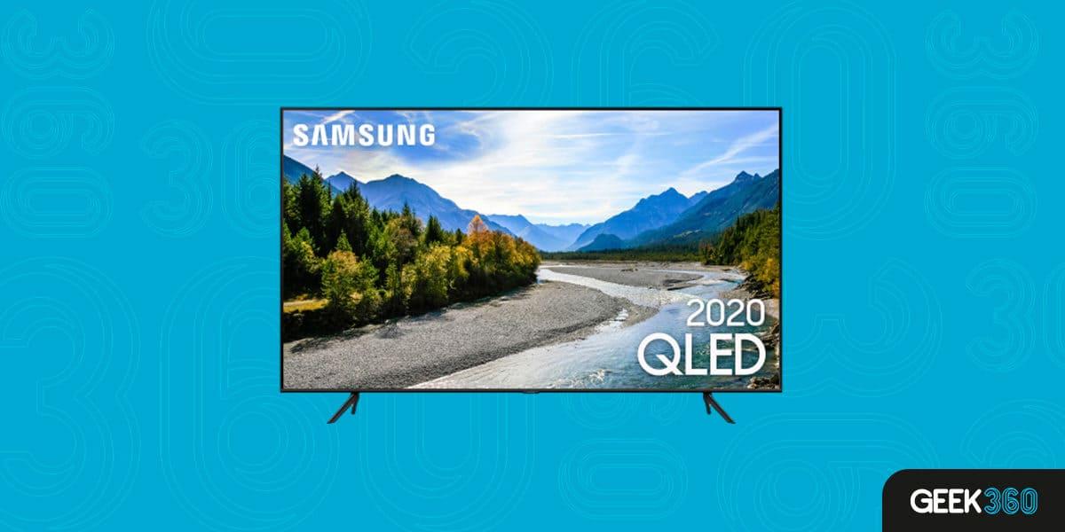 Smart TV QLED Boa e Barata