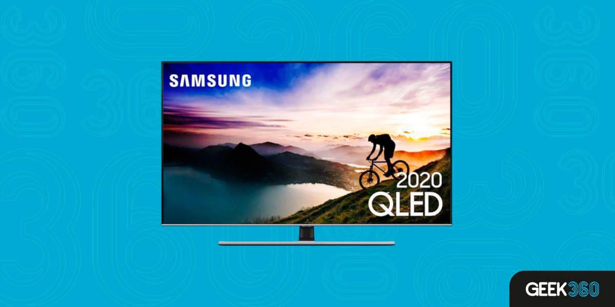 Melhor TV QLED Custo Benefício