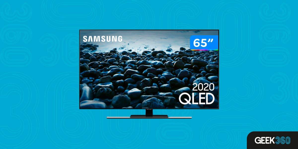 """Melhor TV QLED 4K 65"""""""
