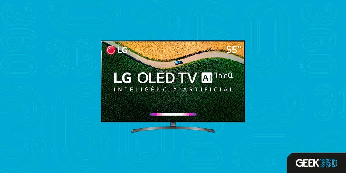 Melhor TV OLED Custo Benefício