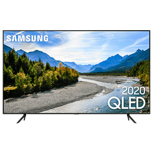 "Smart TV 4K QLED 55"" Samsung 55Q60TA"