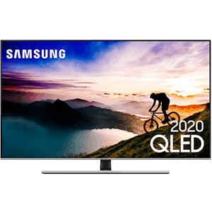 "Smart TV 4K QLED 55"" Samsung 55Q70TA"