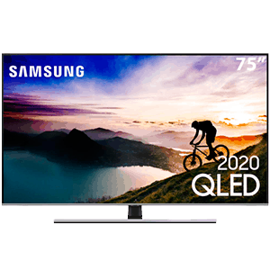 Smart TV 4K QLED Samsung QN75Q70TAGXZD
