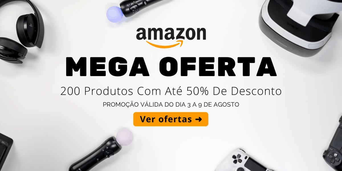 amazon mega-ofertas