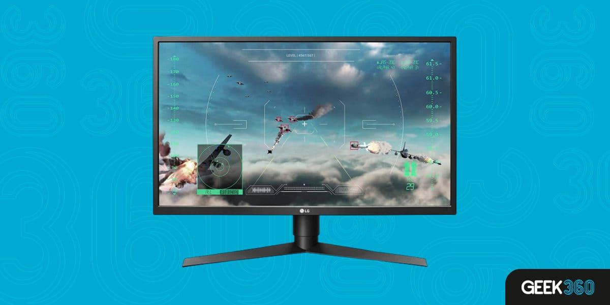 Monitor Gamer LG 27GK750F-B.AWZ: Melhor Monitor LG Gamer
