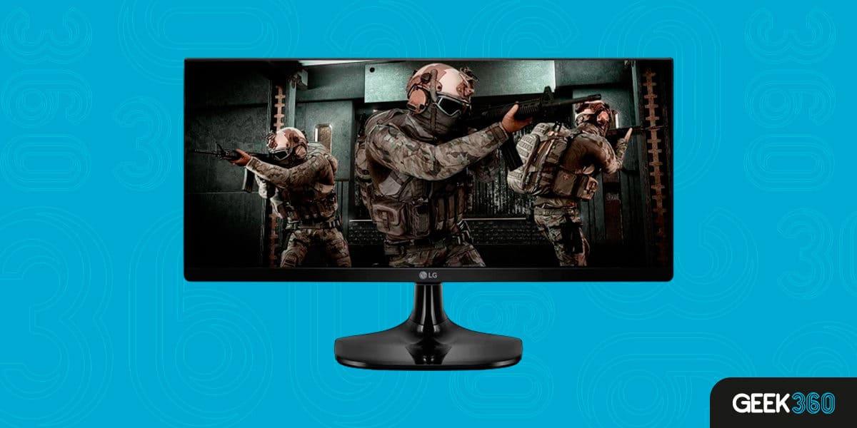 Monitor LG Gamer UltraWide 25UM58G: Melhor Monitor LG Custo Benefício