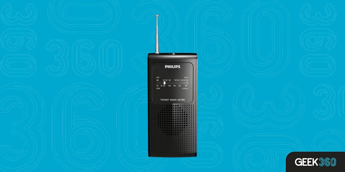 Rádio Portátil Bom e Barato