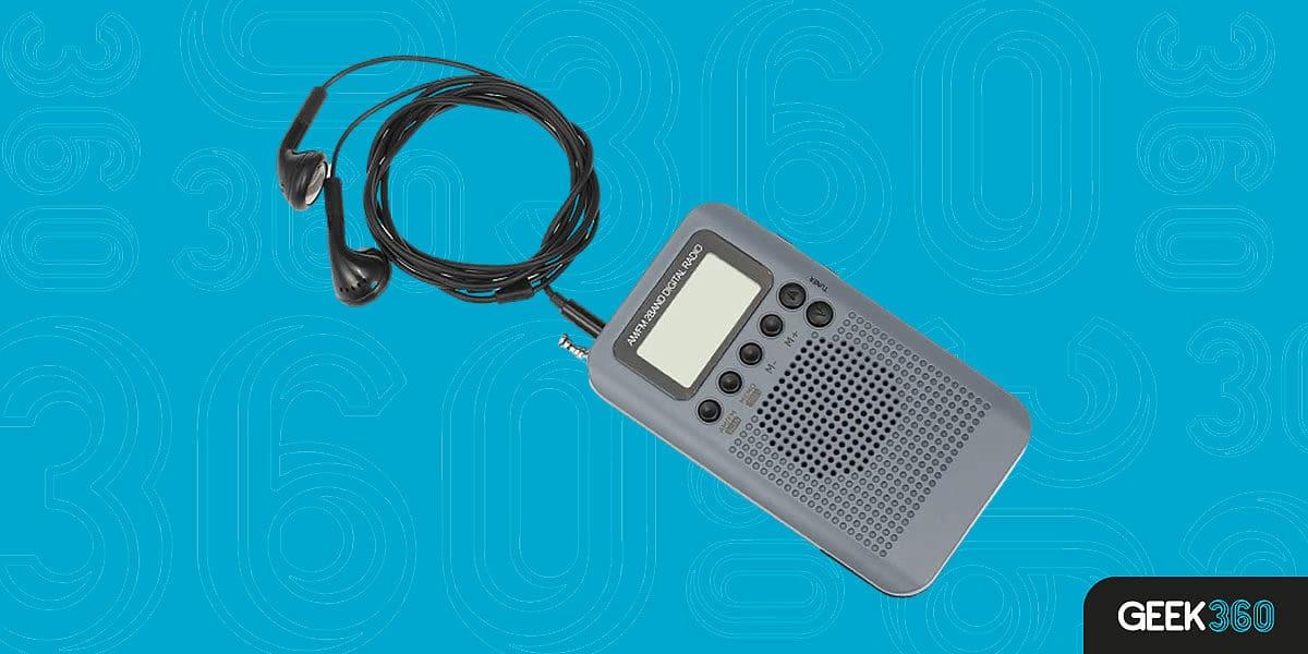 Melhor Rádio Portátil Custo Benefício