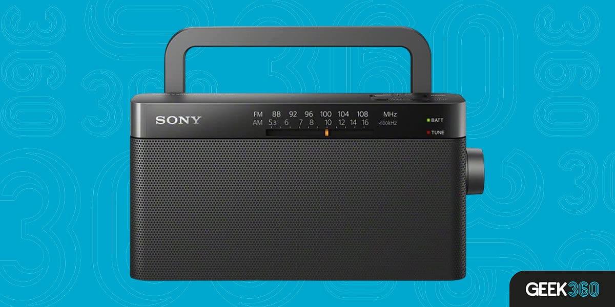 Melhor Rádio Portátil