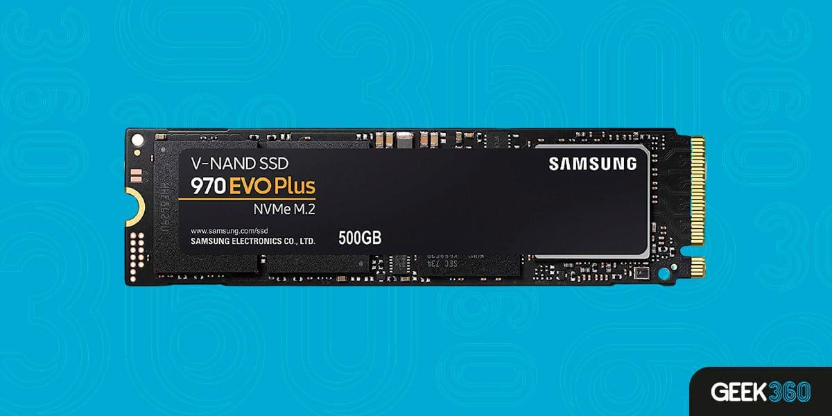 Samsung 970 EVO PLUS M.2 2280 NVMe