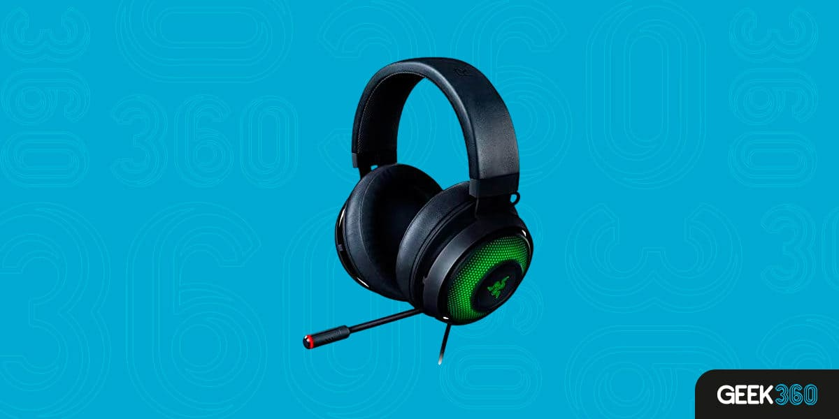 Headset Razer Kraken Ultimate USB
