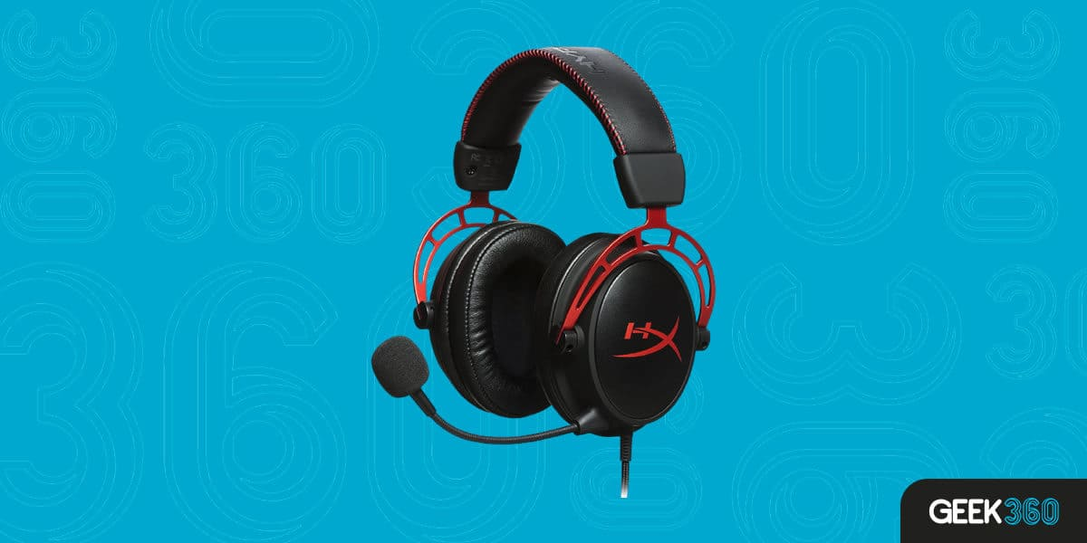 HyperX Gaming Headset Cloud Alpha