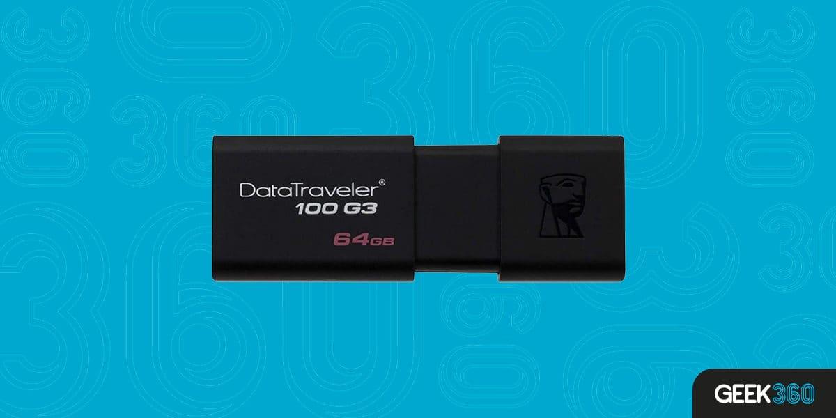Kingston Datatraveler 100G3