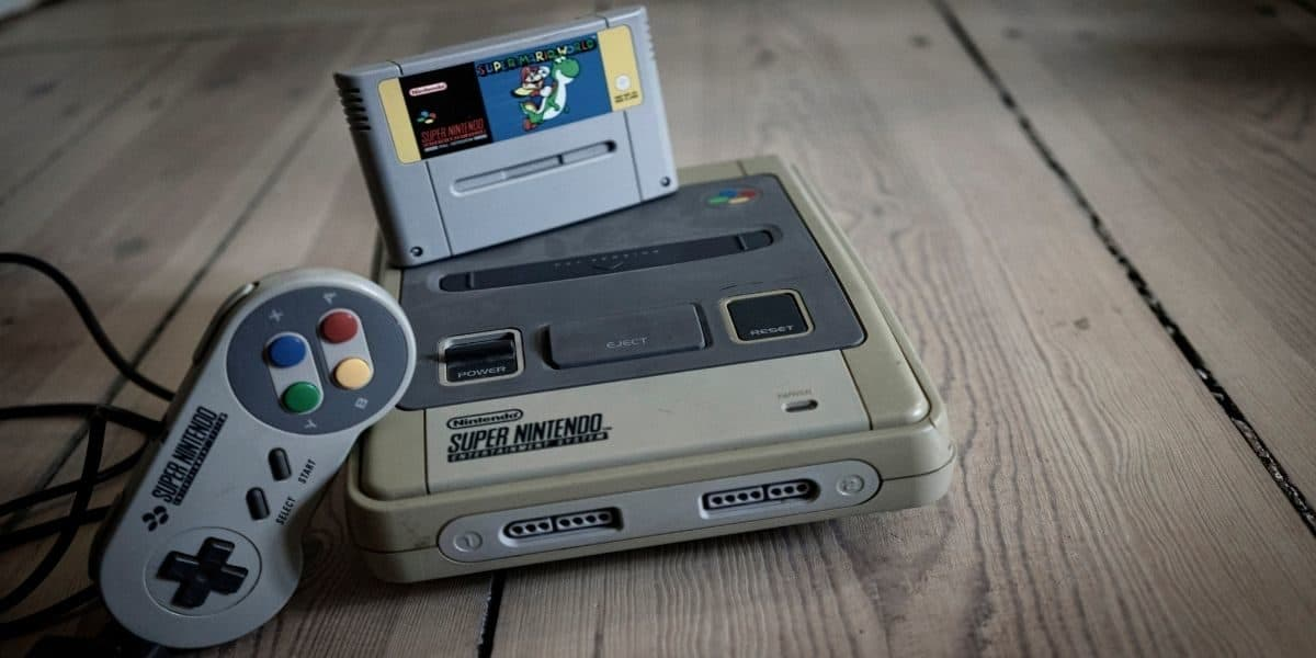 Melhor videogame antigo