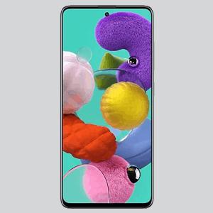 Celular Samsung Galaxy A51 128Gb Câmera Quádrupla 48Mp + 12Mp + 5Mp + 5Mp - Preto