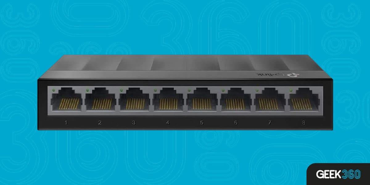 TP-Link Ls1008G Smb