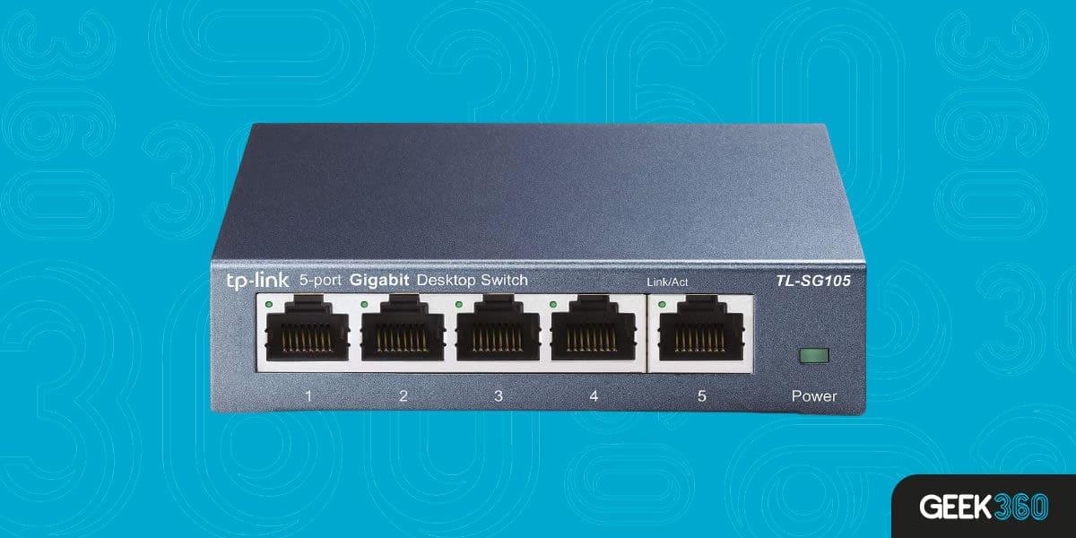 TP Link TL-SG105