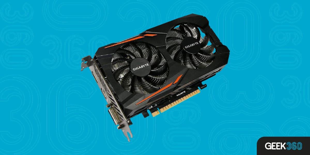 Gigabyte GPU GTX 1050 Ti 4 GB