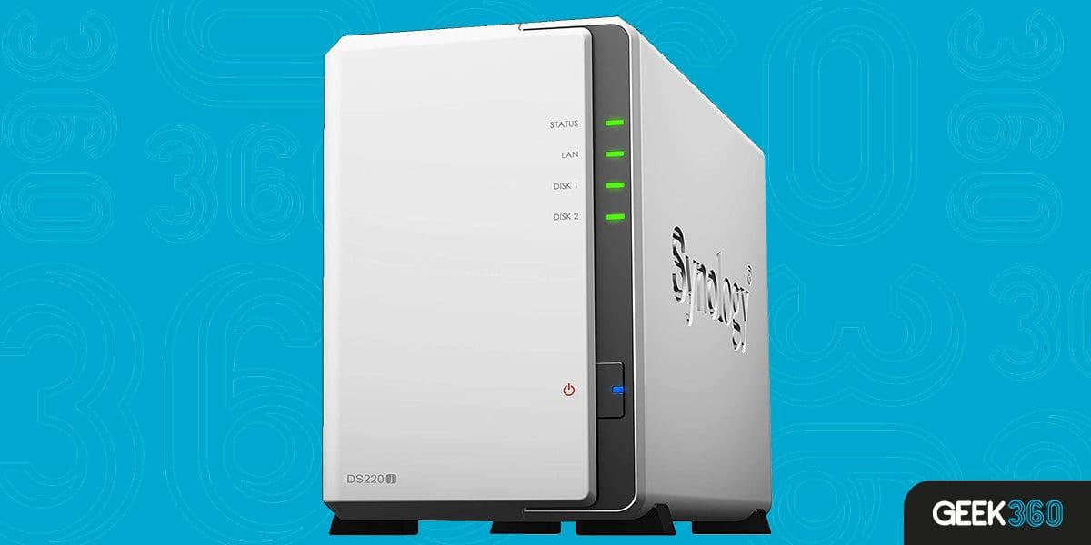 NAS Synology Diskstation DS220J