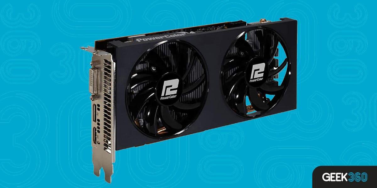 Radeon 5500XT (4GB)