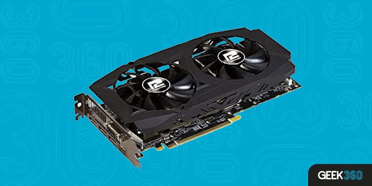 Red Dragon AMD RX580 (8GB)