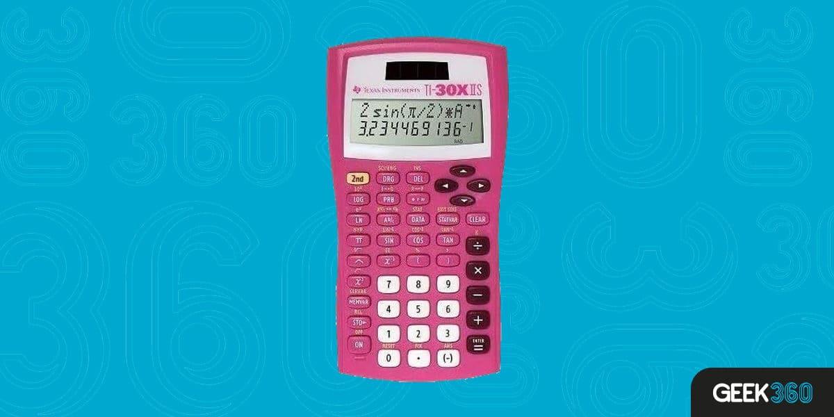 Texas Instruments TI30XIIS