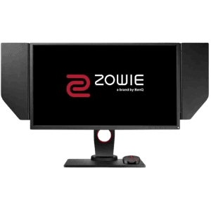 BenQ ZOWIE Monitor XL2546 240Hz DyAc™ 24.5' para e-Sports, Grafite Fosco