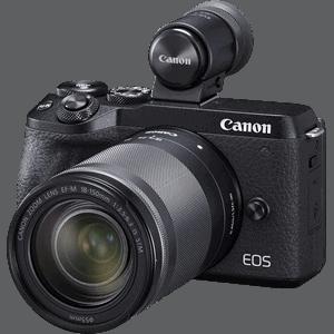 CAMeRA CANON EOS M6 MARK II 18-150MM
