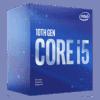 Intel Core i5 10400F - tabela