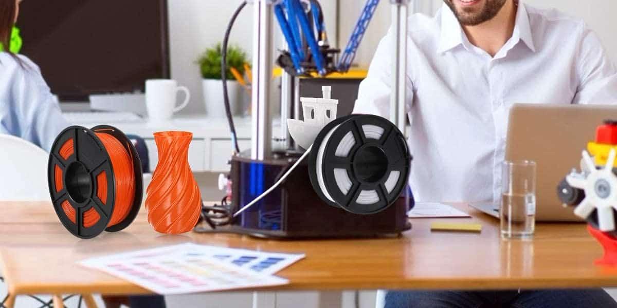 Melhores Filamentos para Impressora 3D