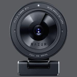 Razer Kiyo Pro Streaming Webcam: 1080p 60fps não comprimido, sensor de luz adaptável de alto desempenho - habilitado para HDR- lente grande angular com FOV ajustável - USB 3.0 Lightning-Fast