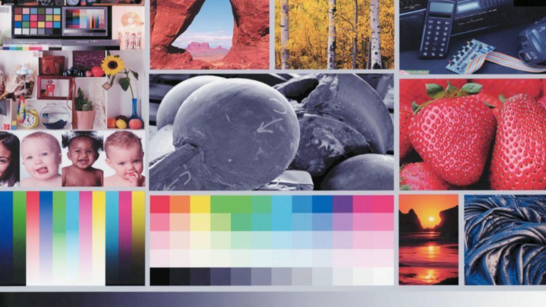 Exemplo de impressão em papel fotográfico na Brother DCP-T520W