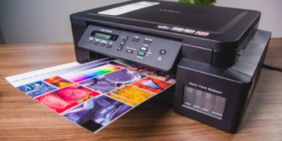Review Brother InkBenefit DCP-T520W