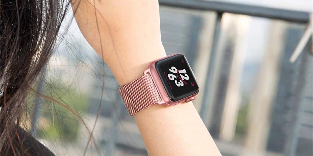 Melhores Pulseiras Apple Watch