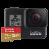 GoPro Hero 7 Black Specialty - tabela