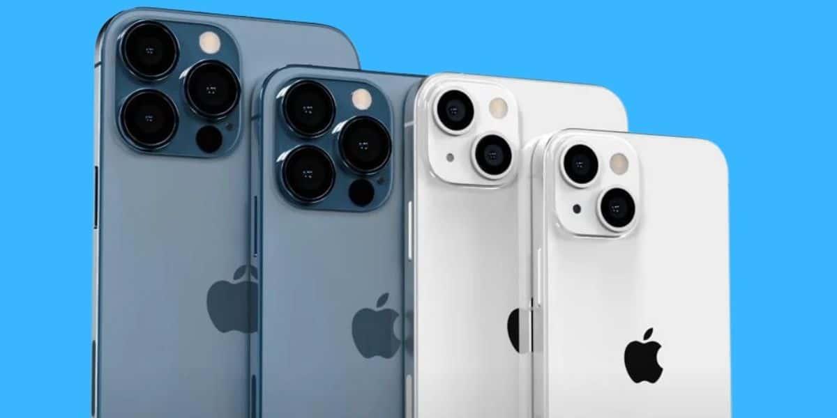 iPhone 13 mini vs iPhone 13 vs iPhone Pro vs iPhone Pro Max